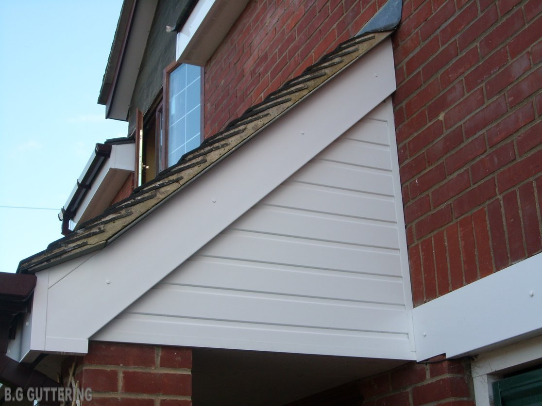 B.G Guttering - Gallery of previous work